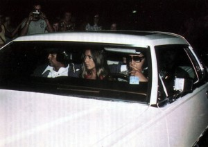 Elvis Presley In His 1975 Lincoln Mark Iv Classic Cars