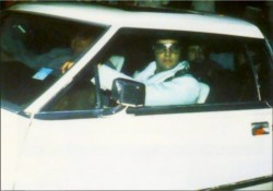 Elvis 1975 lincoln mark iv