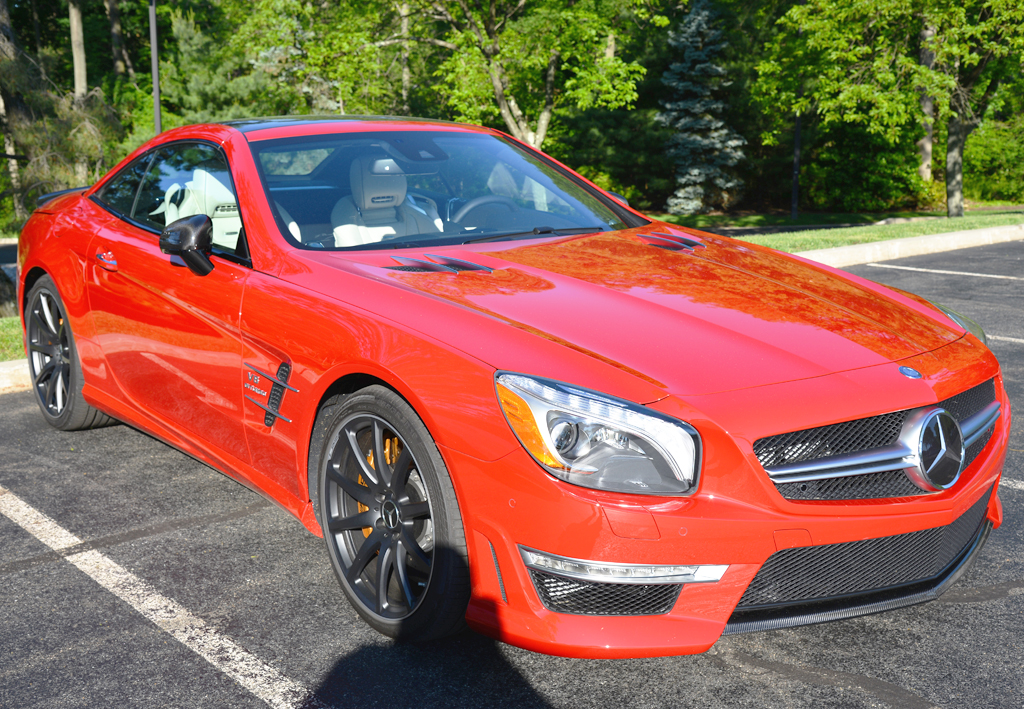 2014 mercedes sl at the 2014 june jamboree in montvale nj for Mercedes benz montvale nj
