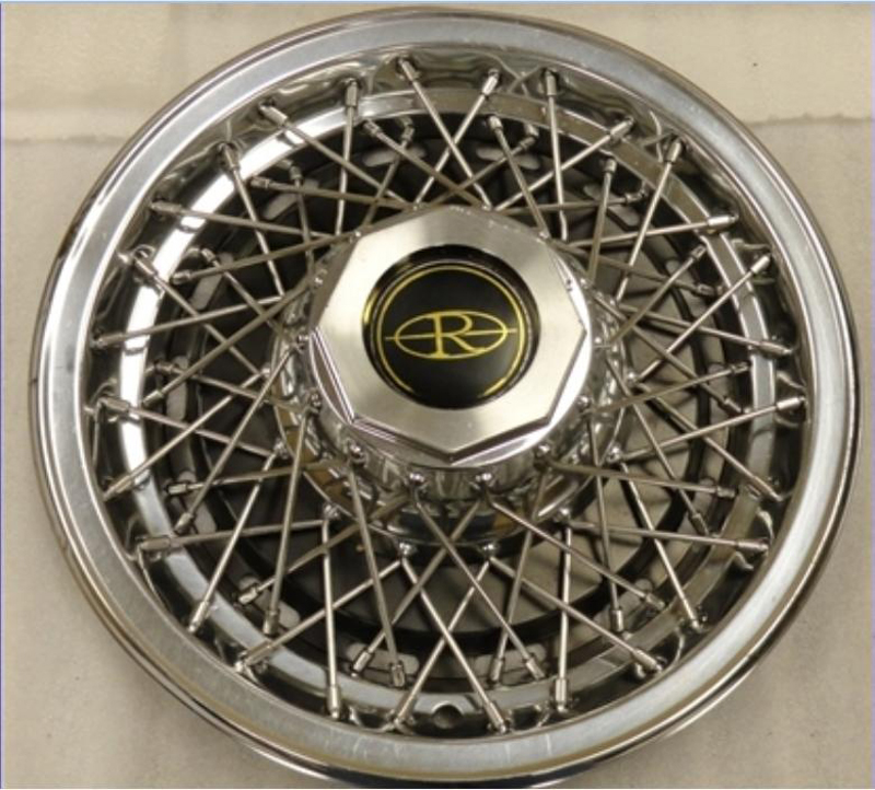 1977 78 Style Buick Riviera Wire Wheel Cover