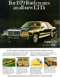 1979 ford ltd ad