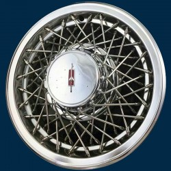 1978 oldsmobile wire wheel cover