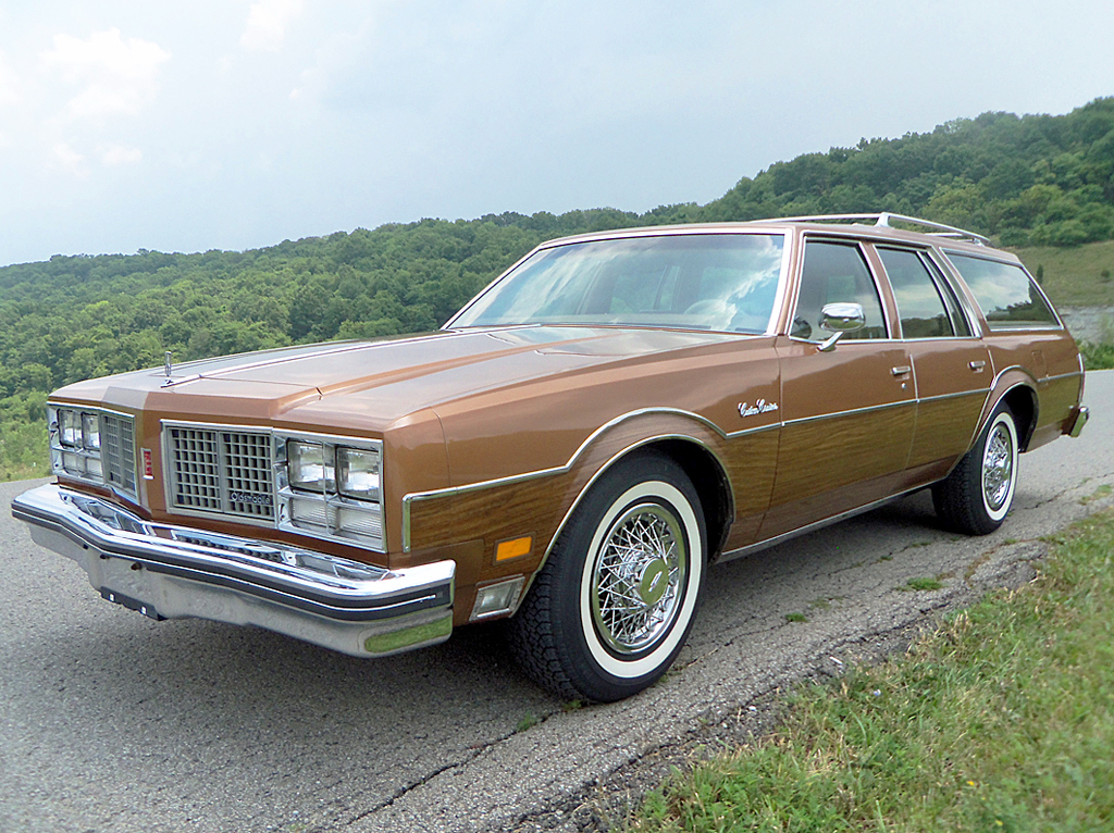1979 oldsmobile custom cruiser