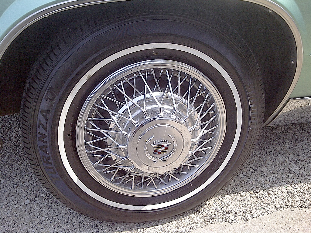 1979 cadillac eldorado wire wheel cover