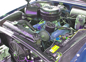 1954 buick roadmaster engine