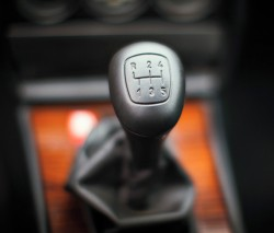 Mercedes 5-speed manual transmission, equipped on some 1980s 190E and 300E models.
