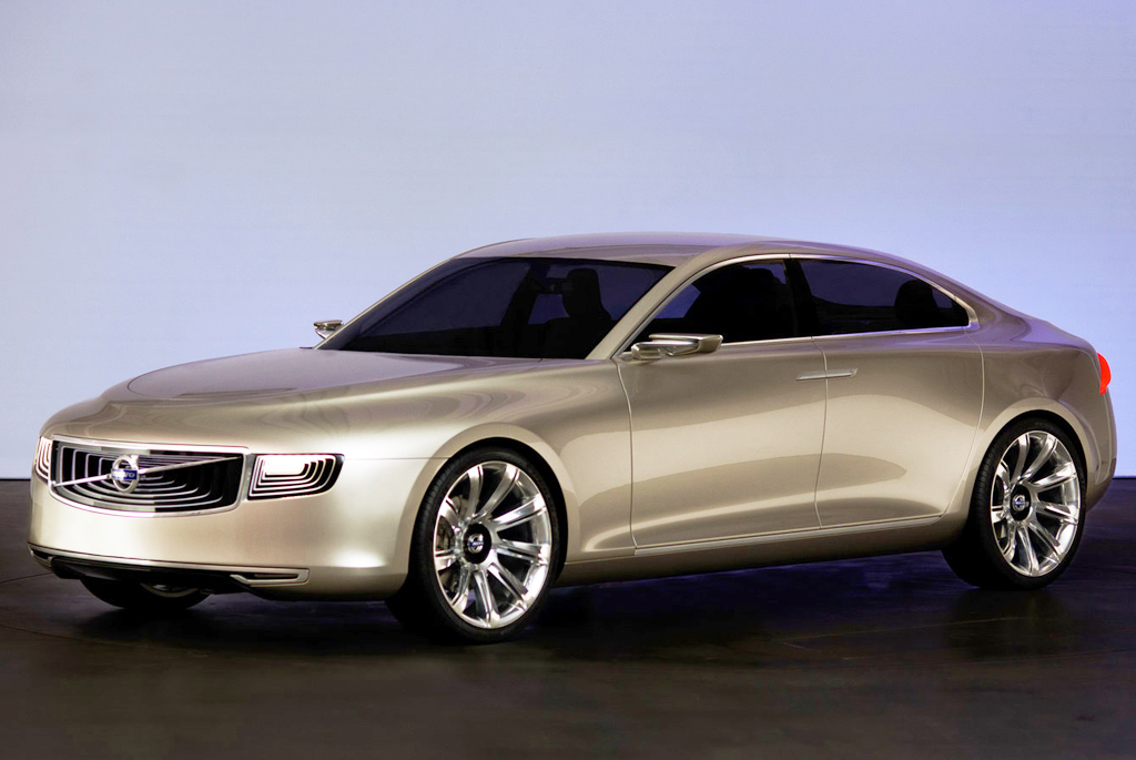 Great 2011 Volvo Concept Universe 4 Door Coupe