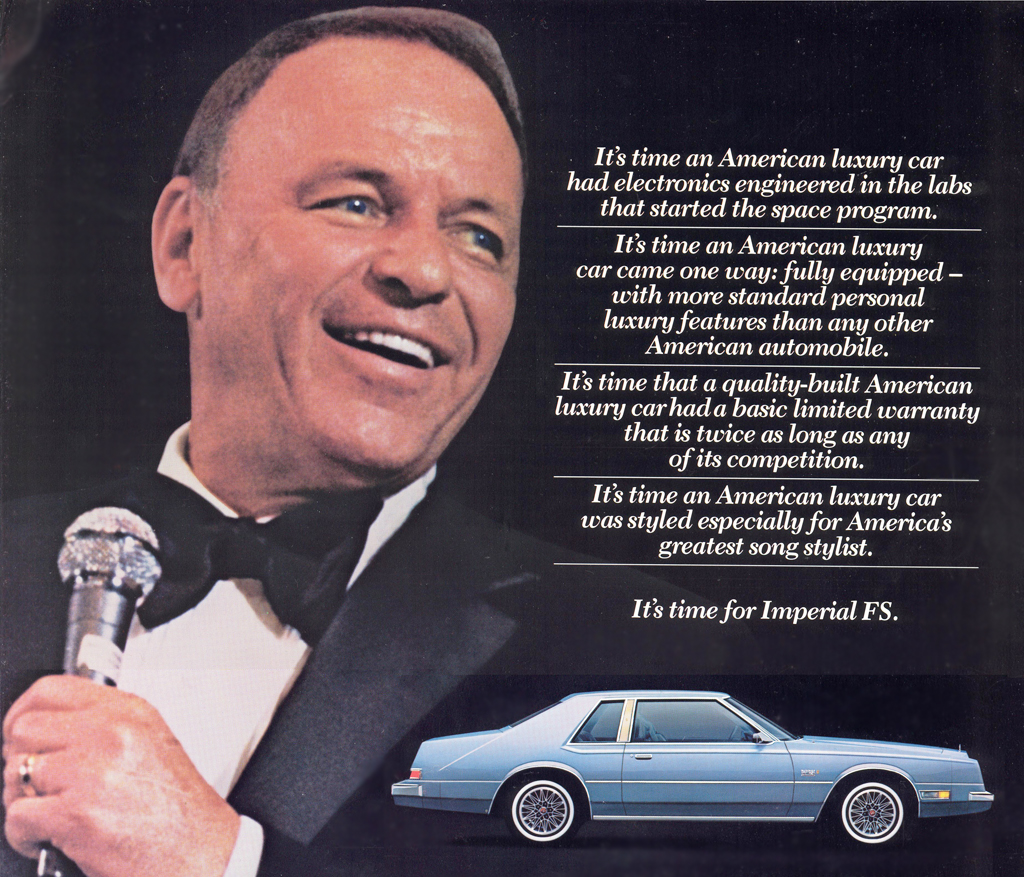 http://www.classiccarstodayonline.com/wp-content/uploads/2014/04/18-1981-Chrysler-Imperial-Frank-Sinatra-Edition-LP-record-cover.jpg