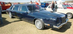 1981 chrysler imperial limo