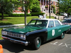 1968, plymouth, satellite, new york city, police car