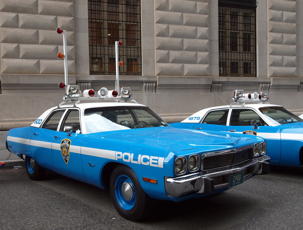 1973, plymouth, new york city, police car