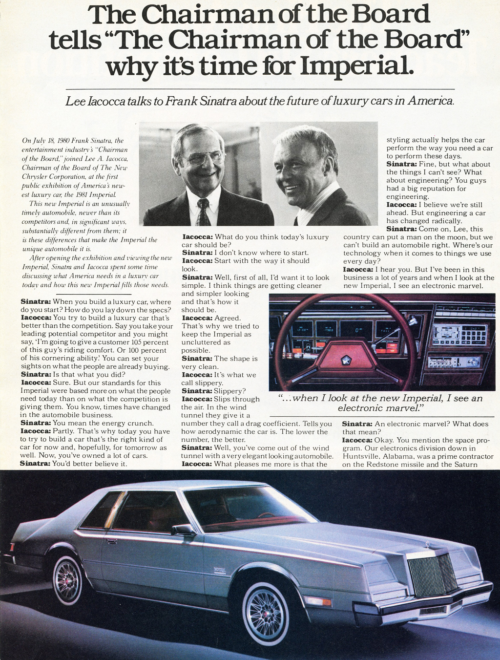 Frank Sinatra gave a 1986 Chrysler K-limo to his housekeep ... 1986 Chrysler Lebaron Town And Country