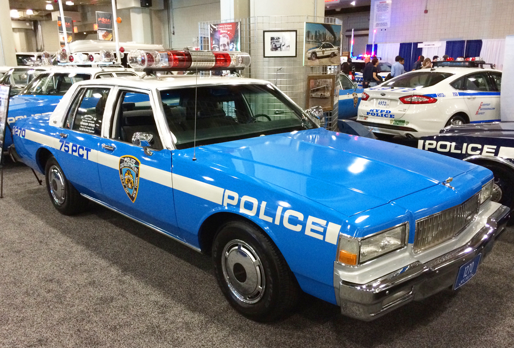 1989, Chevrolet, Caprice, new york city, police car