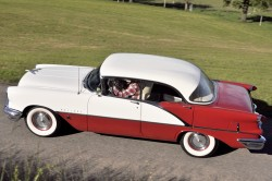 1956 oldsmobile, 4 door coupe, 4-door coupe