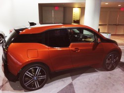 bmw, i3, new york auto show
