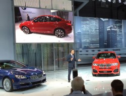 bmw, x4, new york auto show