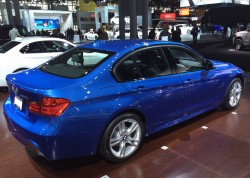 bmw 328d, new york auto show