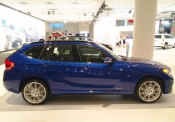 2014, bmw, x1, new york auto show