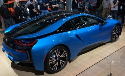 bmw, i8, new york auto show