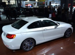 2014, bmw, 2-series, new york auto show