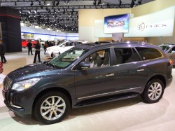2014, buick, enclave, new york auto show