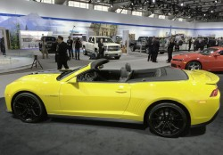 2014, chevrolet, camaro, new york auto show