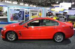 2014, chevrolet, ss, new york auto show