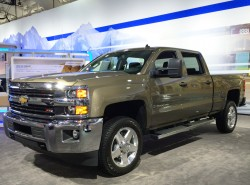 2015, chevrolet, silverado, new york auto show
