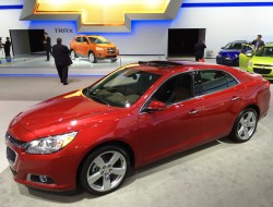 2014, chevrolet, malibu, new york auto show