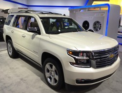 2015, chevrolet, tahoe, new york auto show