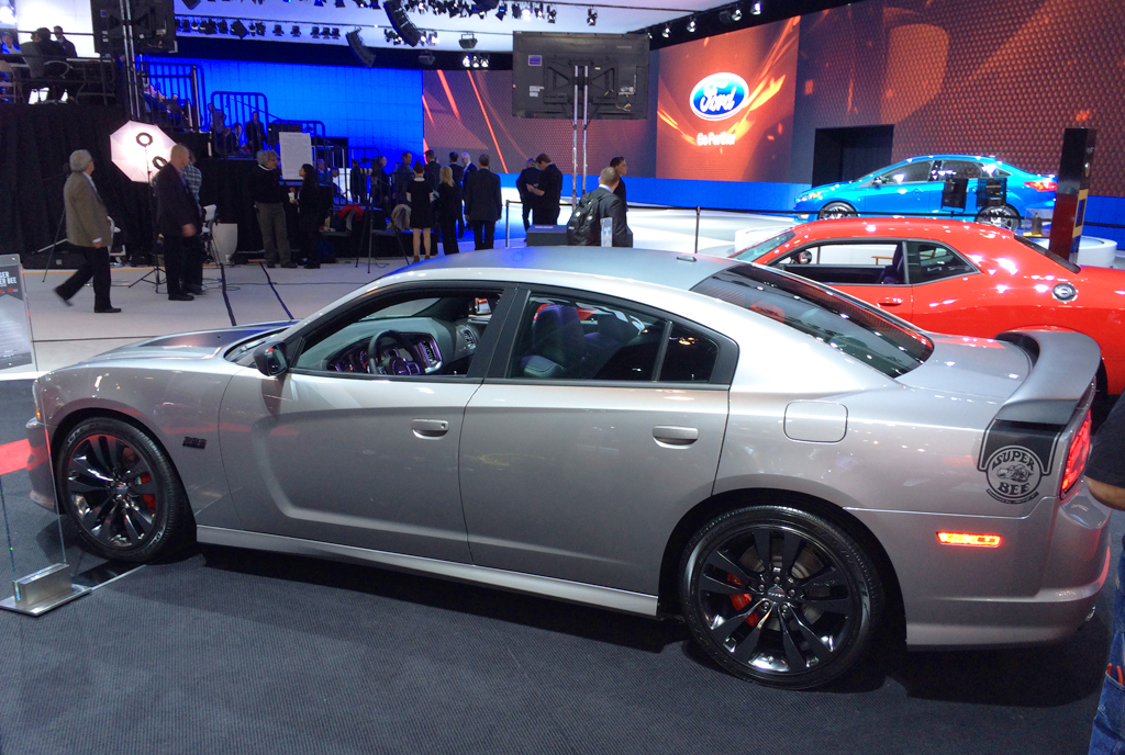2014, dodge, charger, super bee, new york auto show