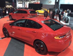 2014, dodge, dart, new york auto show