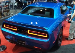 2015, dodge, challenger, new york auto show