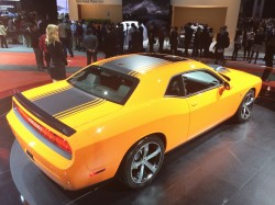 2014, dodge, challenger, new york auto show