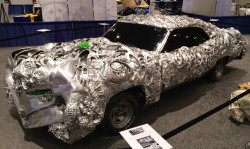 art car, new york auto show