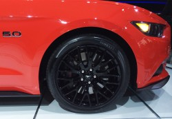 2015, ford, mustang, new york auto show