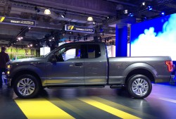 2015, ford, f-150, new york auto show
