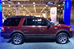 2015, ford, expedition, new york auto show