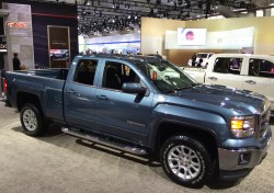 2015, gmc, sierra, new york auto show