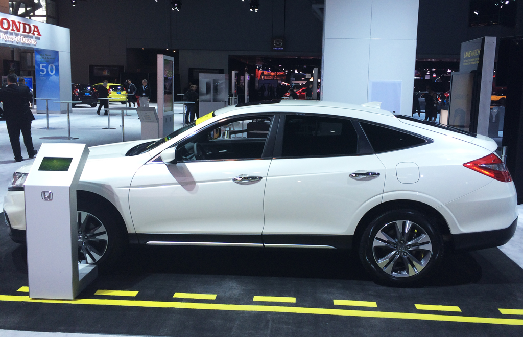 2014, honda, accord, new york auto show