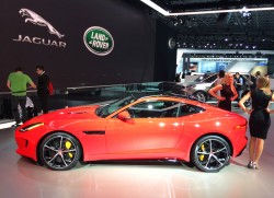 2015, jaguar, f-type, new york auto show