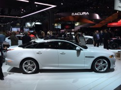 2014, jaguar, xj, new york auto show