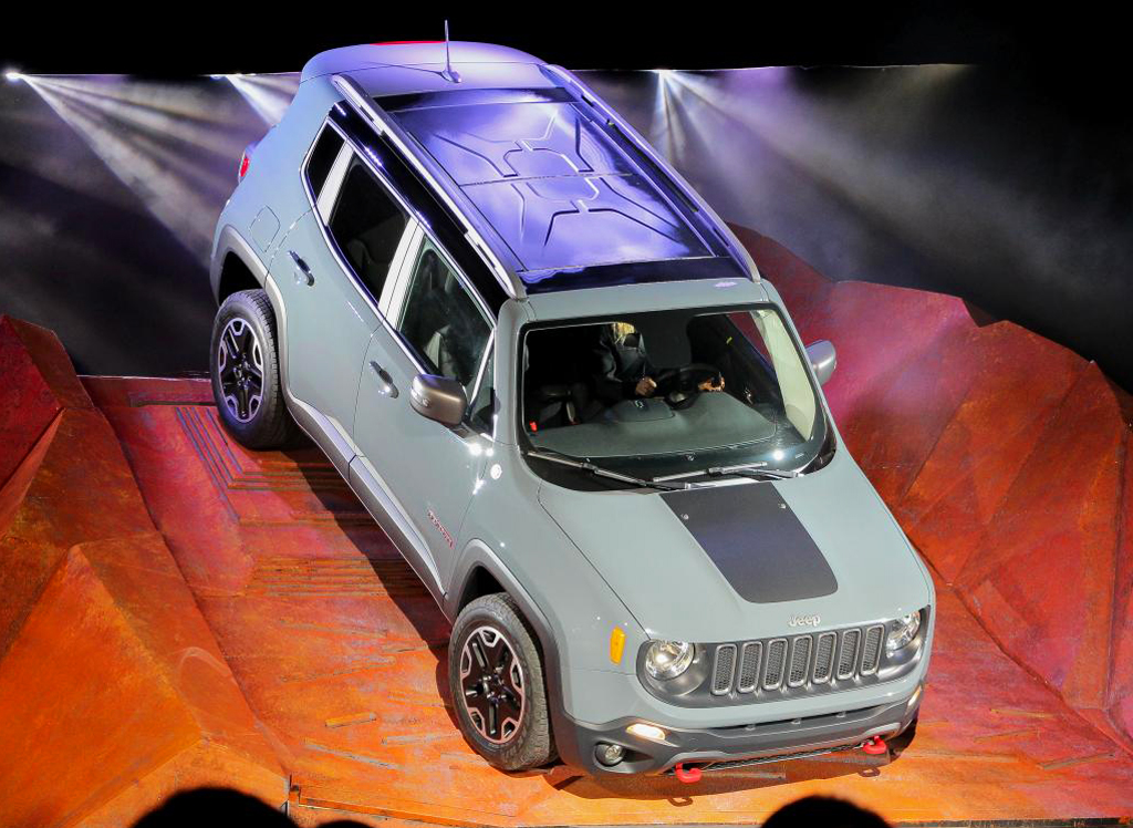 jeep, renegade, new york auto show