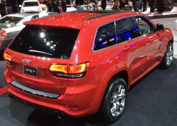 jeep, grand cherokee, srt8, new york auto show