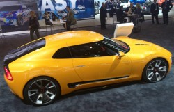 2014, kia, gt-4, new york auto show