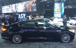 kia, k900, new york auto show