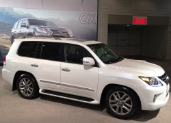 2014, lexus, gx, new york auto show