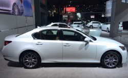 2014, lexus, gs350, new york auto show