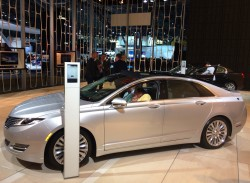 2014, lincoln, mkz, new york auto show