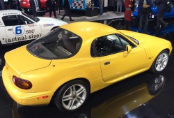 1995, mazda, miata, m coupe, new york auto show